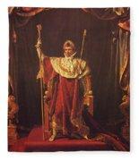 Napoleon Fleece Blanket