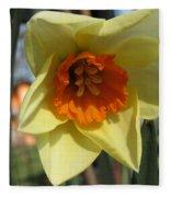 Narcissus Fleece Blanket