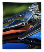 Nash Ambassador Hood Ornament  Fleece Blanket