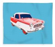 Nash Metropolitan Tee Fleece Blanket