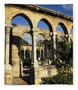 Nassau Cloisters Fleece Blanket