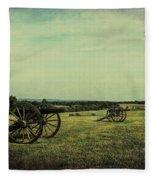 National Battlefield Park - Manassas Va Fleece Blanket