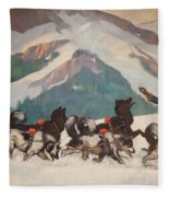 National Park Service - North Country Fleece Blanket