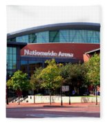 Nationwide Arena Fleece Blanket