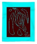 Native American Heritage Fleece Blanket