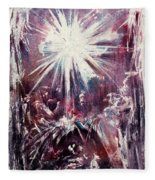 Nativity 1 Fleece Blanket