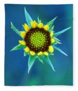 Natural Art Fleece Blanket