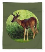 Natural Beauty - Original Version Fleece Blanket