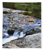 Natural Flow Fleece Blanket
