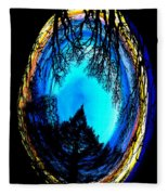 Nature Egg Fleece Blanket