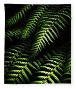 Nature In Minimalism Fleece Blanket