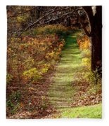 Nature Trail Fleece Blanket