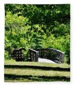 Nature Trail Fleece Blanket
