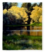 Nature Walk Fleece Blanket