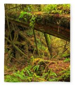 Nature's Bridge Fleece Blanket