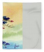 Natures Creation Fleece Blanket
