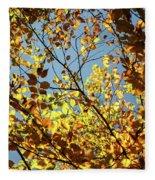 Natures Gold Fleece Blanket