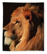 Nature's King Fleece Blanket