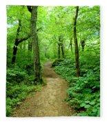 Nature's Path Fleece Blanket