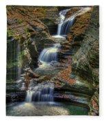 Nature's Tears Fleece Blanket