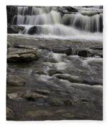 Natures Water Beauty Fleece Blanket