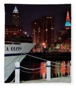 Nautica Queen Fleece Blanket