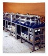 Nbs-6, Atomic Clock Fleece Blanket