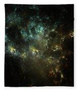 Nebula Fleece Blanket