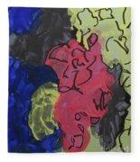 Nebulae 1 Fleece Blanket