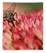 Nectar Hunt Fleece Blanket
