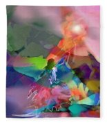 Nectar Of Heaven Fleece Blanket