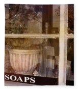 Need Soaps Fleece Blanket