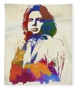 Neil Diamond Fleece Blanket
