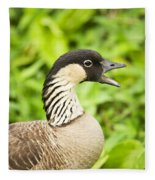 Nene Goose Fleece Blanket