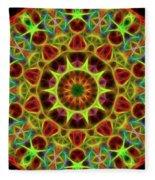 Neon Fleece Blanket