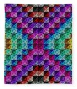 Neonbow Fleece Blanket
