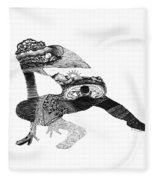 Neron Fleece Blanket