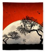 New Growth New Hope Fleece Blanket