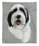 New Pup Fleece Blanket