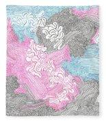 New Space Fleece Blanket