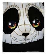 New York State Chinese Lantern Festival 3 Fleece Blanket