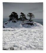 Newport1 Fleece Blanket