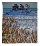 Newport5 Fleece Blanket