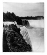 Niagara Falls, C1910 Fleece Blanket