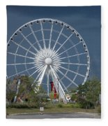 Niagara Skywheel Fleece Blanket