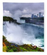 Niagra Fleece Blanket