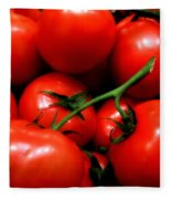 Nice Tomatoes Baby Fleece Blanket