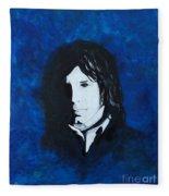 Nick Drake Fleece Blanket