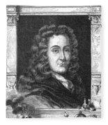 Nicolas L�mery, French Chemist Fleece Blanket