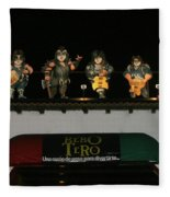 Night Club Bebotero  Fleece Blanket